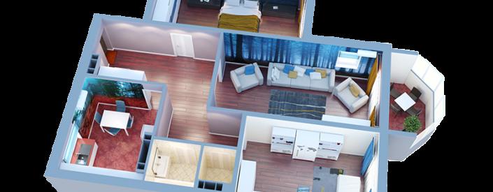 в выписке ЕГРН отсутствует план на квартиру
